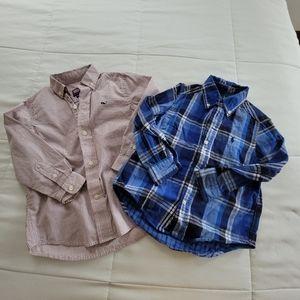 Vinyard Vines & Ralph Lauren Button Down Shirt Lot